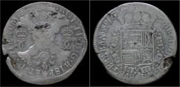 Brabant Karel II Patagon 1695 - Belgique