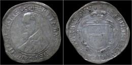 Liege Ferdinand Van Beieren Daalder Van 30 Patards 1636 - ...-1831
