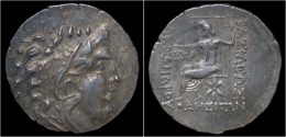 Macedonian Kingdom Alexander III AR Tetradrachm Odessos Mint - Greche