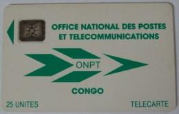CONGO - D1 - Schlumberger - 25 Units - 40506 - Congo