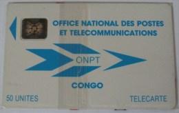 CONGO - D2 - Schlumberger - 50 Units - 44047 - Mint Blister - Congo