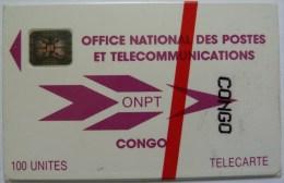 CONGO - D3 - Schlumberger - 100 Units - 40477 - Mint Blister - Congo