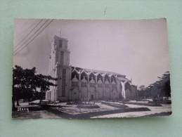 La Cathédrale Ny Katedraly ( N° 813 ) MAJUNGA - Anno 1953 ( Zie Foto Voor Details ) !! - Madagascar