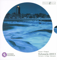 FINLAND - BU SET 2015/I - Finlande
