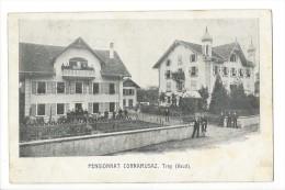 11858 - Pensionnat Cornamusaz Trey - VD Vaud