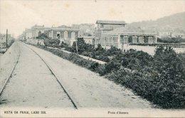 ANCORA-FERROCARIL-RARA- - Viana Do Castelo