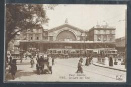 - CPA 75 - Paris, La Gare De L'Est - Altri