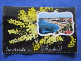 Souvenir De Saint Raphael. Mar 10759. Voyage 1959. - Saint-Raphaël