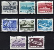 RUMÄNIEN 1974 - Schiffe - MiNr.3167-3274 Kompletter Satz - Schiffe