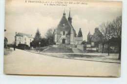 FRANCUEIL - L'Eglise Et La Mairie. - Ohne Zuordnung