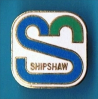 PIN´S //   . SHIPSHAW CANADA PROVINCE QUEBEC VILLE SAGUENAY - Villes