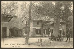 RUEIL Bois De St Cucufa Gendarmes à La Ferme (Ossard) Hauts De Seine (92) - Rueil Malmaison