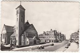 De Panne, La Panne, O.L.Vrouwkerk En Zeelaan (pk16030) - De Panne