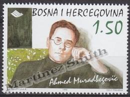 Bosnia Hercegovina - Bosnie 1998 Yvert 256,  Centenary Birth Of Ahmed Muradbejovic - MNH - Bosnia And Herzegovina