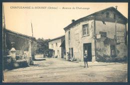 26 CHATUZANGE Le GOUBET - Sin Clasificación
