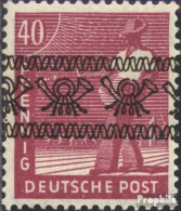 Bizonale (Allied Cast) 47I Neuf Avec Gomme Originale 1948 Spirula (Volume D'impression) - Zone Anglo-Américaine