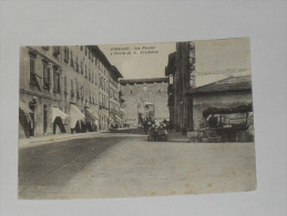 FIRENZE - Via Pisana E Porta Di San Frediano - Firenze (Florence)