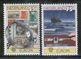 CEPT 1979 NL MI 1140-41  NETHERLAND - 1979