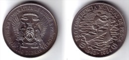 SAO TOME´, Republic - 100 Dobras 1984 F.A.O. FISHERIES - KM#41 BU Prooflike - Sao Tome And Principe