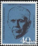 RFA (FR.Allemagne) 344 (complète.Edition.) Timbres Prémier Jour 1960 C.g.marshall - [7] Federal Republic