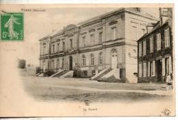 50. Percy. La Mairie - Andere Gemeenten