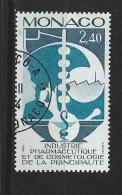 """Monaco YT 1450 """" Activités Industrielles """" 1984 1er Jour - Monaco"""
