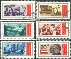 Bulgarie 1923-1928 (complète.Edition.) Oblitéré 1969 25 Années Gouvernement Populaire - Bulgaria