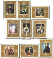 Bulgarie 1932-1940 (complète.Edition.) Neuf Avec Gomme Originale 1969 Peintures Dehors Le Staatsgalerie - Bulgaria