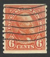 United States, 6 C. 1932, Sc # 723, Mi # 268J, Used - Used Stamps