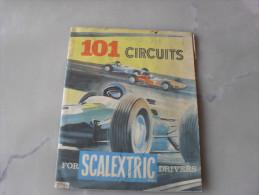 Catalogue Scalextric  101  Circuits - Toy Memorabilia