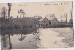 Ducey - Le Moulin De Quincampoix (12178D50) - Andere Gemeenten