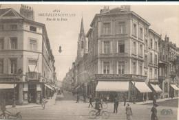 IXELLES/ ELSENE / RUE DE LA PAIX / MAISON BLANC - Elsene - Ixelles
