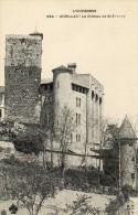 CPA - AURILLAC (15) - Le Château De St-Etienne - Aurillac