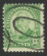 United States, 13 C. 1926, Sc # 622, Mi # 275A, Used - Etats-Unis