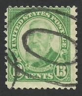 United States, 13 C. 1926, Sc # 622, Mi # 275A, Used - Stati Uniti