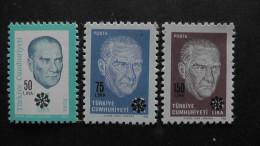 Turkey - 1989 - Mi:2844-6**MNH - Look Scan - 1921-... Republic