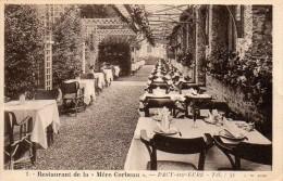 """27 PACY-sur-EURE  Restaurant De La """"Mère Corbeau"""" - Pacy-sur-Eure"""