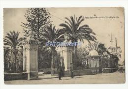 2728 SPAIN ESPAÑA CADIZ ANDALUCIA ENTRADA AL PARQUE GENOVES POSTAL POSTCARD - Unclassified