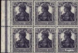 Allemand Empire Hbl15 Avec Charnière  1917 Allemagne - Duitsland