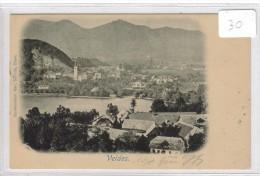 BELLISSIMA CARTOLINA  VELDES  BR486 - Italien