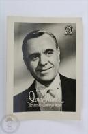 Old Trading Card/ Chromo Topic/ Theme Cinema/ Movie - Metro Goldwyn Mayer Actor: Jose Hurbi - Cromos