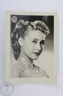Old Trading Card/ Chromo Topic/ Theme Cinema/ Movie - Metro Goldwyn Mayer Actress: Jane Powell - Cromos