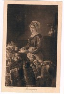 27792 - Jeune Femme - Young Woman - Jonge Vrouw - La Cuisiniere - Folklore