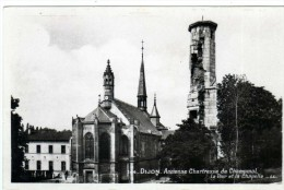 2535 Postal Francia Dijon  Torre Y Capilla - Dijon