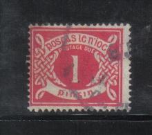 W1868 - IRLANDA 1925 , Segnatasse Il N. 2 Usato - Segnatasse