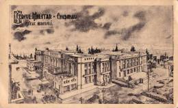 CHISINAU / KISHINEV / KICHINEW : CERCUL MILITAR / LE CERCLE MILITAIRE [ CASINO ] - ANNÉE: ENV. 1930 (d-555) - Moldavie