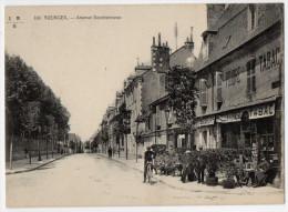 BOURGES - Avenue Bourbonnoux - Bourges