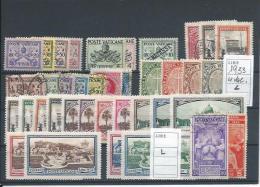 Pio XII - Lotto Nuovi - Usati - Collections