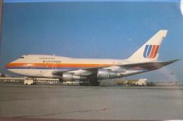 B 747 SP   UNITED   N143UA