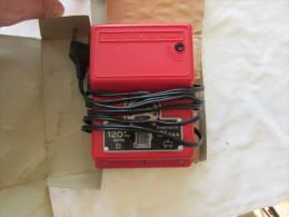 TRANSFORMATEUR CIRCUIT ROUTIER JOUEF 12V - Circuits Automobiles